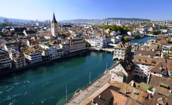 Η Ζυρίχη πιοακριβή πόλη παγκοσμίως