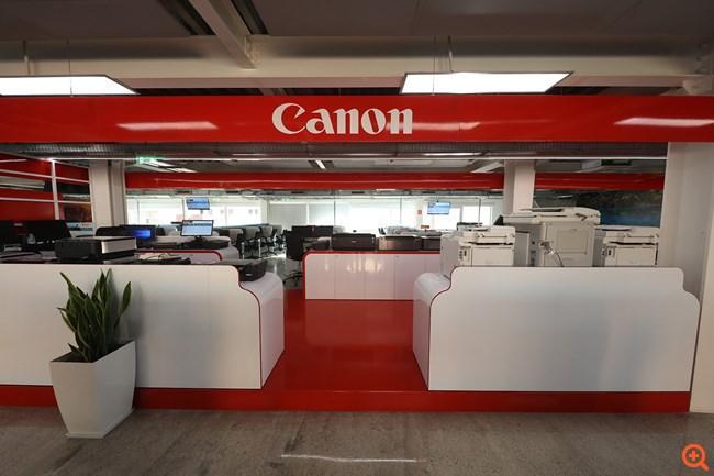 Δύο χρόνια λειτουργίας για το ευρωπαϊκό κέντρο υποστήριξης της Canon Europe