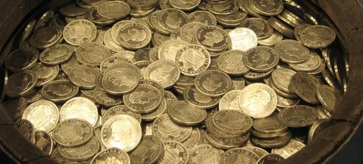Κύμα ρευστοποιήσεων χρυσών λιρών το α' τρίμηνο 2019 μέσω της Τράπεζας της Ελλάδος
