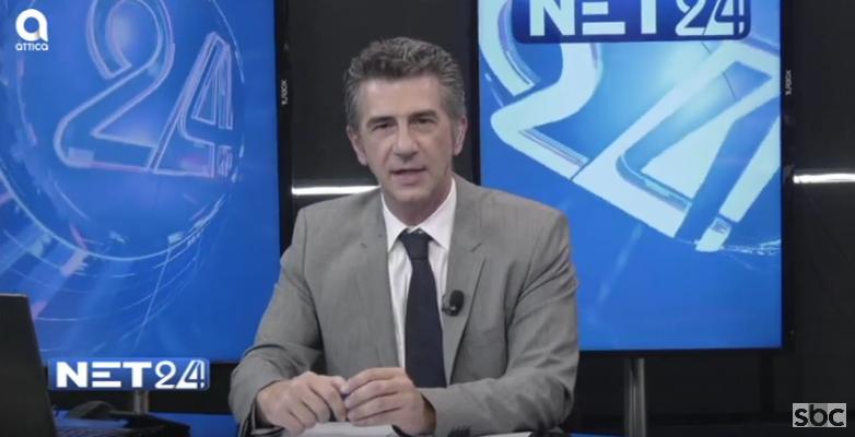 NET24 – 5/9/2019 | Γ.Κορωναίος | SBC TV