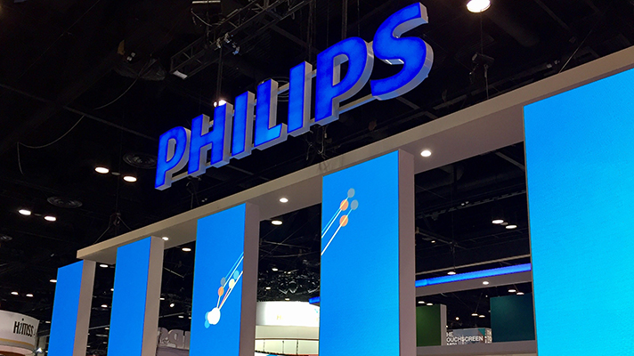 Royal Philips: Πτώση για τη μετοχή της – μειώνονται τα κέρδη