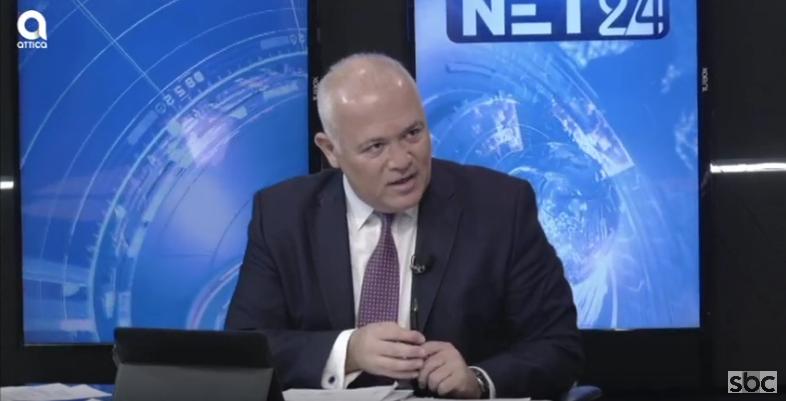 NET24 – 8/10/2019 | Β.Ταλαμάγκας | SBC TV