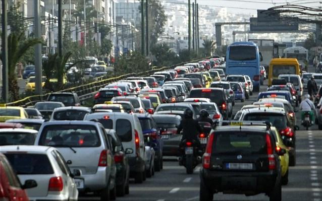 Σημειώθηκε αύξηση 10,3% στις ταξινομήσεις καινούριων οχημάτων στο 9μηνο