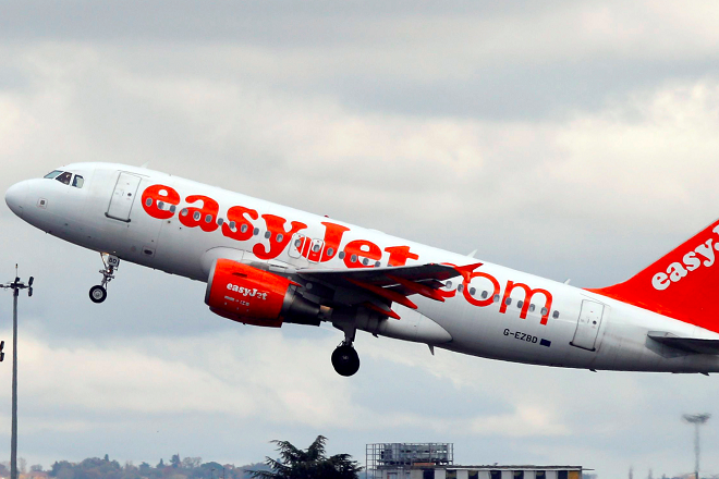 EasyJet: Απογείωσε τις κρατήσεις της λόγω της πτώσης Thomas Cook