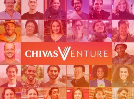 Το Chivas Venture διανέμει ισόποσα το $1 εκατομμύριο χρηματοδότησης ανάμεσα σε 26 επιχειρηματίες σε όλο τον κόσμο