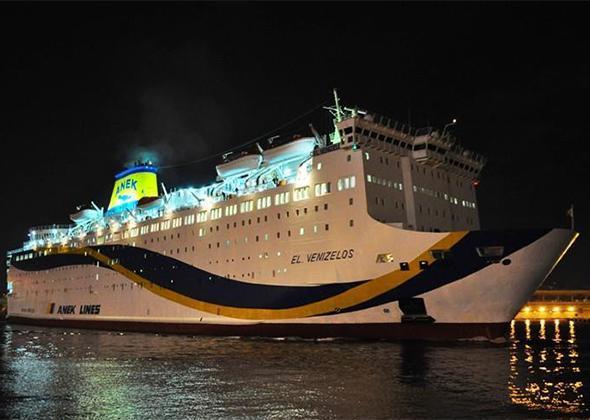 Κορωνοϊός: Στα 20 τα κρούσματα στο πλοίο Ελ. Βενιζέλος – Βρίσκεται σε καραντίνα στον Πειραιά