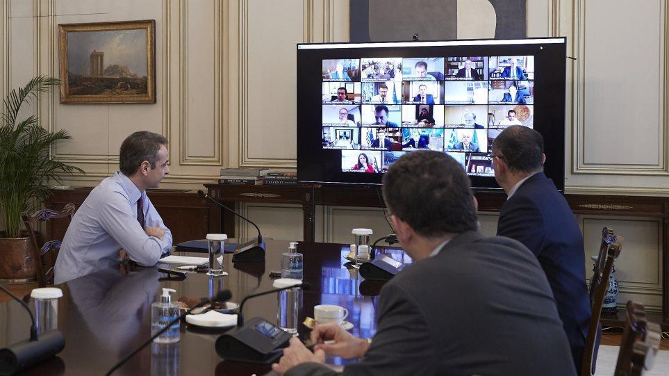 Συνεδρίαση του υπουργικού συμβουλίου – Ποια νομοσχέδια θα συζητηθούν