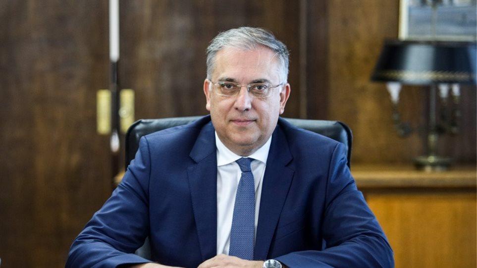 Ενίσχυση των κλιμακίων ελέγχου τήρησης των μέτρων σε Μακεδονία, Θράκη και Θεσσαλία, ζητά ο Τ. Θεοδωρικάκος
