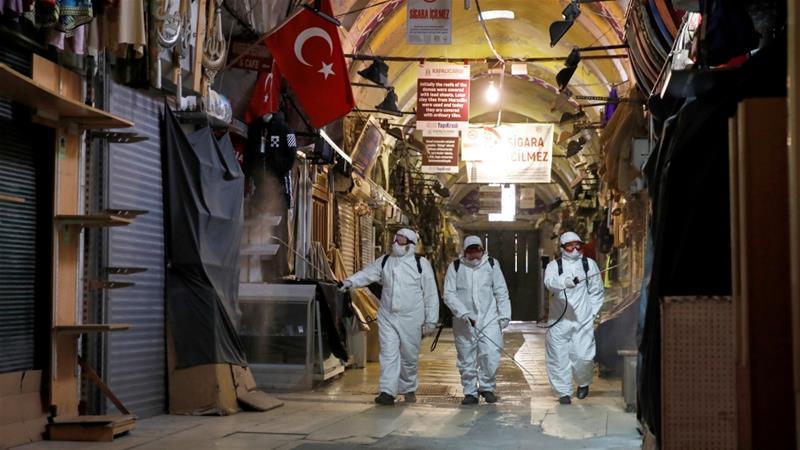 Τουρκία: Με ειδικές εφαρμογές κινητών ο εντοπισμός όσων παραβιάζουν την καραντίνα