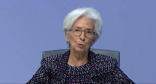 ΕΚΤ: Όσα είπε στην συνέντευξη Τύπου η Κριστίν Λαγκάρντ-Ύφεση μεταξύ 5% έως 12% στην ευρωζώνη το 2020
