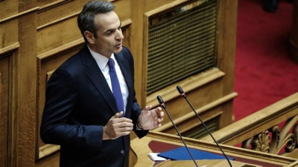 Κυρ. Μητσοτάκης: Η προστασία της απασχόλησης πρώτη μας προτεραιότητα