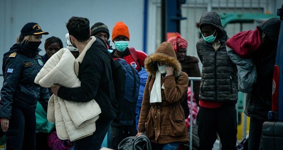 Κορωνοϊός : Κλιμάκια του ΕΟΔΥ στα Κέντρα Φιλοξενίας Προσφύγων
