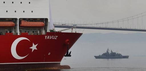 Βέλγιο – Aνώτατος κοινοτικός αξιωματούχος: Στόχος είναι να τερματιστούν οι παράνομες γεωτρήσεις στην Ανατολική Μεσόγειο