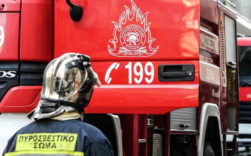 Πολύ υψηλός ο κίνδυνος πυρκαγιάς αύριο σε τρεις Περιφέρειες