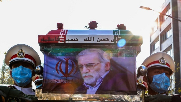 Η Μόσχα καταδικάζει κατηγορηματικά τη δολοφονία του Ιρανού πυρηνικού επιστήμονα