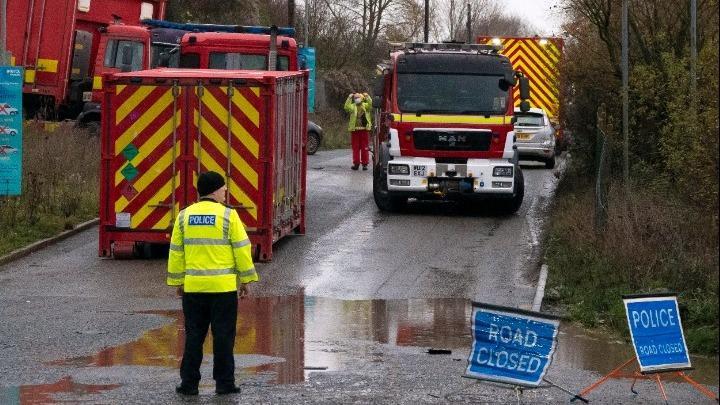 Βρετανία: Μεγάλη έκρηξη με πολλά θύματα κοντά στο Μπρίστολ
