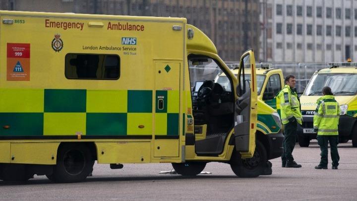 Βρετανία-Covid-19: Νέο ρεκόρ με 1.610 ημερήσιους θανάτους