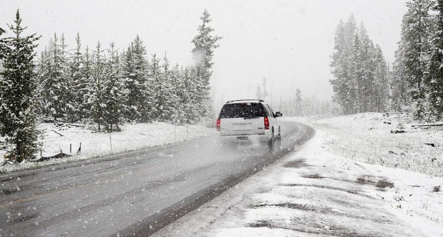 Meteo Αστεροσκοπείου: Χιονοπτώσεις και ισχυρό ψύχος στα κεντρικά και βόρεια «Λέανδρος» από απόψε
