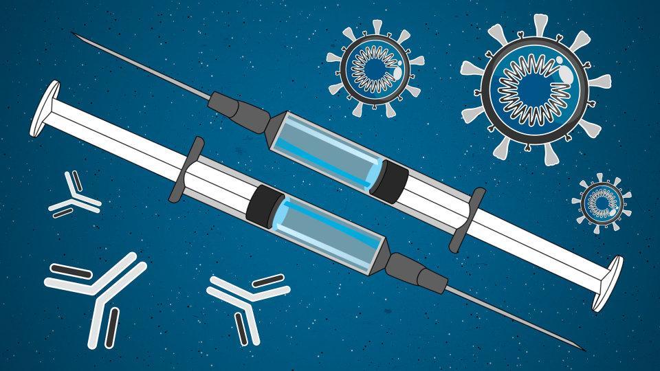 Το εμβόλιο των Pfizer/BioNTech είναι λιγότερο αποτελεσματικό έναντι των μεταλλάξεων