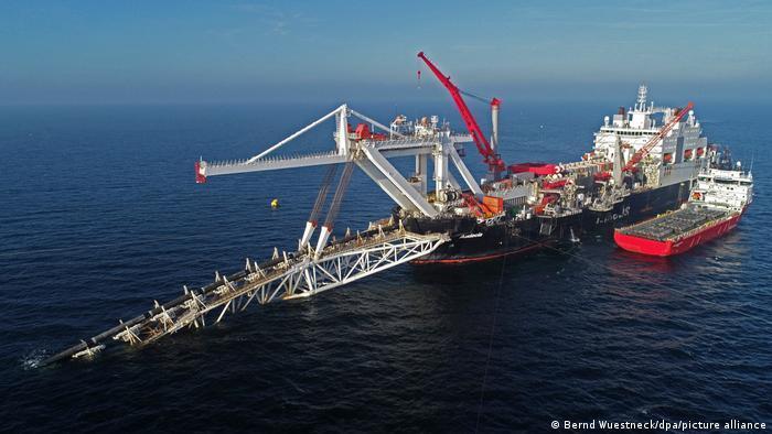 Συμβιβασμός ΗΠΑ – Γερμανίας για τον Nord Stream 2